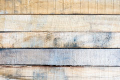 Old wooden board background. Old wooden board or plank background Royalty Free Stock Photos