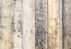 Old wooden board background and texture Stock Photography