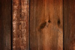 Old wooden board background. Wood texture. Wooden shabby backgro. Brown wood texture. Grunge wood background or backdrop. Wood texture background. Old wood table Stock Image