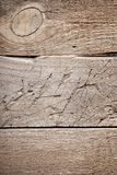 Old wooden boards Royalty Free Stock Photos