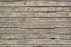 Old wooden board surface as abstract background Royalty Free Stock Image