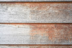 Old wooden board texture. Close up old wooden board for house Stock Photography
