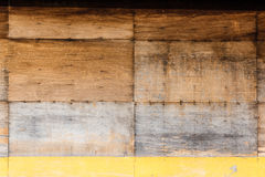 Old  wooden board for textured background Stock Images
