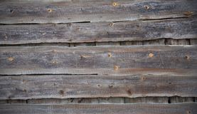 Old wooden boards Stock Photography