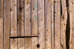 Old wooden boards as background Royalty Free Stock Photography