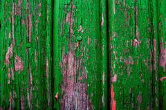 Old wooden boards. Background image in retro style Stock Photography