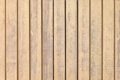 Old wooden boards with cross beige paint Stock Images