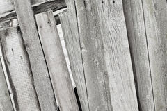 Old wooden boards Royalty Free Stock Photo