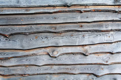 Old wooden boards overlap Royalty Free Stock Images