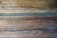 Old wooden boards with scratched. And scratched Stock Photo