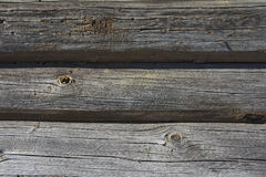 Old wooden boards Stock Images