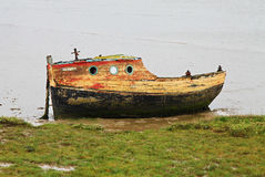 Old Wooden Boat Stock Photos