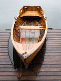 Old wooden boat Stock Photography