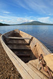 Old wooden boat Royalty Free Stock Photography