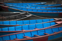 Old wooden boats Royalty Free Stock Photos