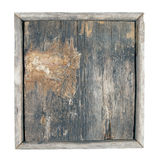 Old wooden box Royalty Free Stock Photos