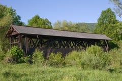 Old wooden bridge, Slovakia Royalty Free Stock Photo