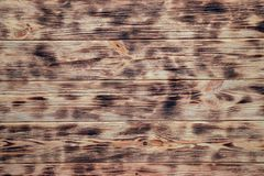 Old wooden brown background with pattern, wood texture, vintage board, wall. Old wooden brown background with beautiful pattern, wood texture, vintage board royalty free stock photography