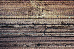 Old wooden brown background. Or texture, natural material Royalty Free Stock Image