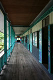 Old wooden building Royalty Free Stock Photography