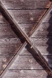 Old wooden building wall. Stock Photography