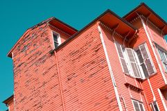 Old wooden building Royalty Free Stock Photos