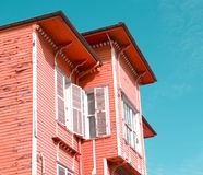 Old wooden building Royalty Free Stock Image