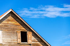 Old Wooden Building Stock Photography