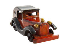 Old wooden car Stock Photos
