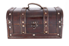 Free Old Wooden Chest Stock Photo - 17416000