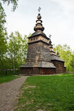 Old wooden church Royalty Free Stock Photography