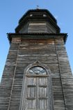 Old Wooden Church On Kizhi Island Royalty Free Stock Photo