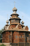 Old wooden church in Suzdal Royalty Free Stock Photo
