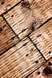 Old Wooden Deck Stock Photos