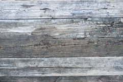 Old wooden dock on the lake.  Royalty Free Stock Photography