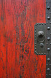 Old Wooden door. Stock Image