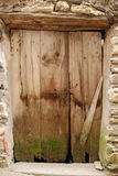 Old Wooden Door 2 Royalty Free Stock Image