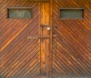 Free Old Wooden Door Royalty Free Stock Photo - 92132875