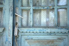 Free Old Wooden Door Stock Images - 93017664