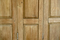 Old wooden door abstract texture background Royalty Free Stock Photo