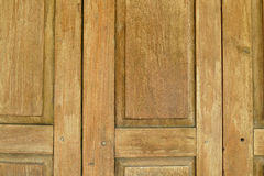 Old wooden door abstract texture background Royalty Free Stock Images