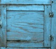 Old wooden door for art background. Wooden texture vector illustration