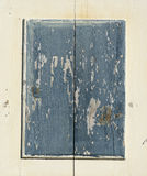 Old wooden door background Stock Photo