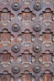 Old wooden door background Stock Photography