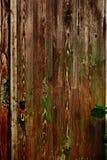 Old wooden door Stock Photography