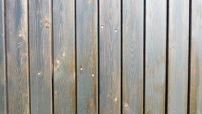 Old wooden door. Old wooden brown door background Stock Photo