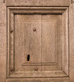 Old wooden door detail Stock Photos