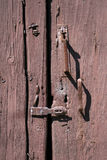 Old wooden door Stock Photos