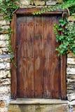 Old Wooden Door Royalty Free Stock Image
