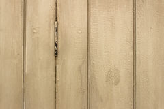 Old wooden door. At the old house Royalty Free Stock Image
